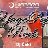 Yugo Pop Rock &amp DJ aki  15.12.2017