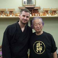 End Of Year Seminar Shidoshi Hayden Morison