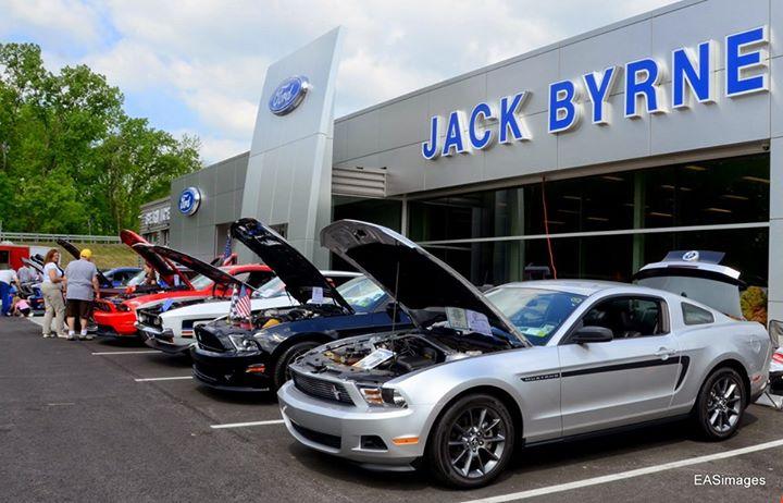 Jack Byrne Ford >> All Ford Show At Jack Byrne Ford At Mechanicville Ny Mechanicville