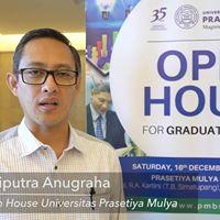 Info Session Prasetiya Mulya