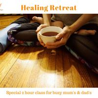 Healing Retreat With Gurjinder