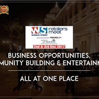 World Street Retailers Meet