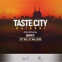 Taste of the City - Nairobi WorldCitiesDay
