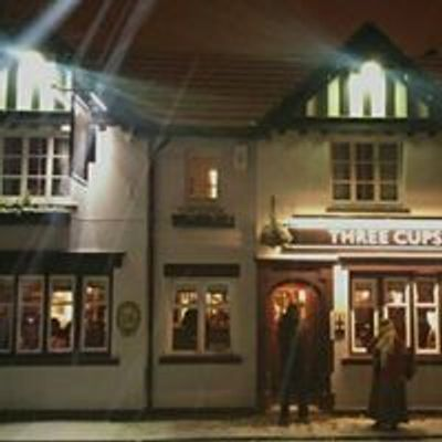 The THREE CUPS-Bedford