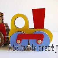Atelier de creat jucrii pentru copii