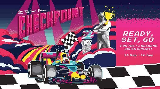 Zouk Presents F1 Weekend CheckPoint