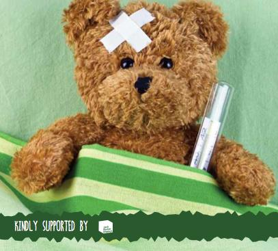 Trinity Teddy Bear Hospital 2018 - Making Hospital Bearable