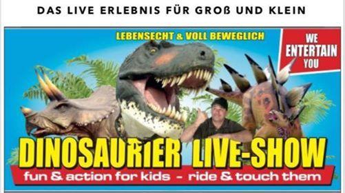 Wiesbaden die Dino-Show