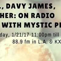 Crescendoll Davy James &amp Drew Blyther with Mystic Pete on KXLU