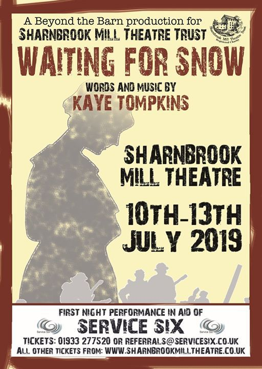 Waiting for Snow - Theatre Fundraising Evening