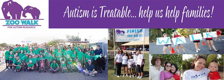 13th Annual Zoowalk for Autism Research