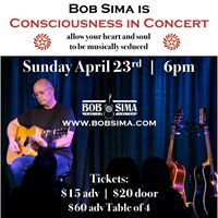 Bob Sima - plus Special Guest - at Eddies Attic (Atlanta GA)