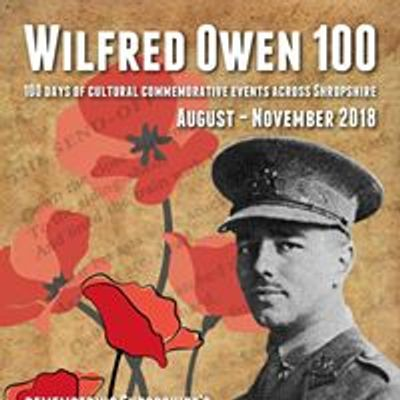 Wilfred Owen 100