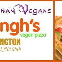 Birmingham Vegans Pizza Night