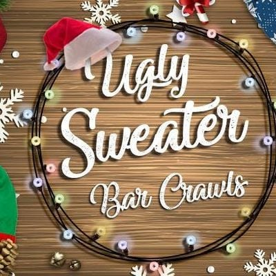 3rd Annual Ugly Sweater Crawl Knoxville