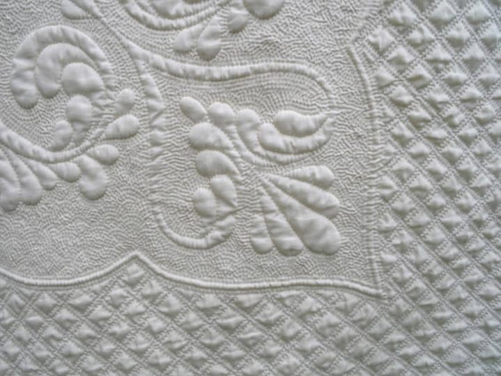 Winning Stitches Hand Quilting With Elsie Campbell At Completely
