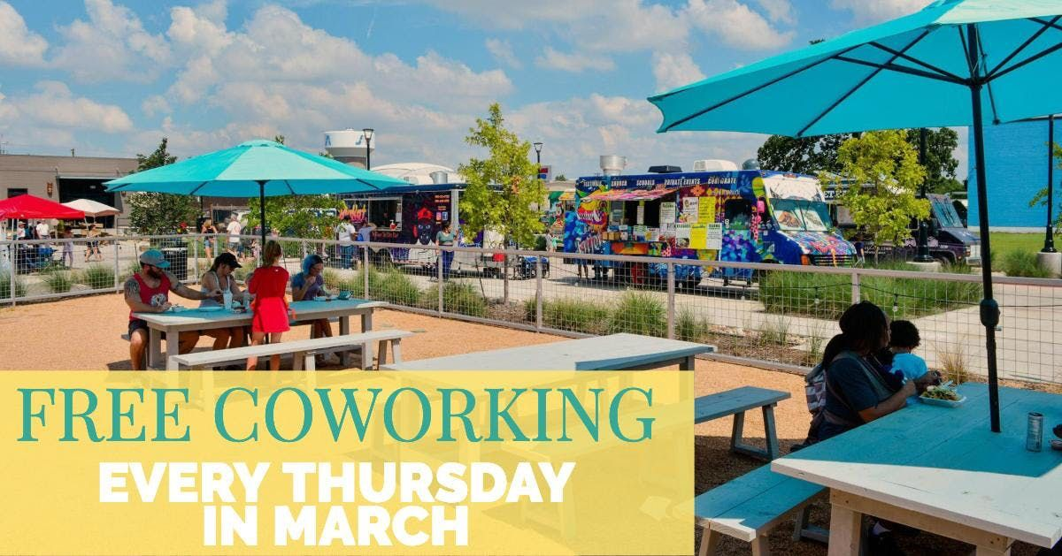 Free Coworking Thursday