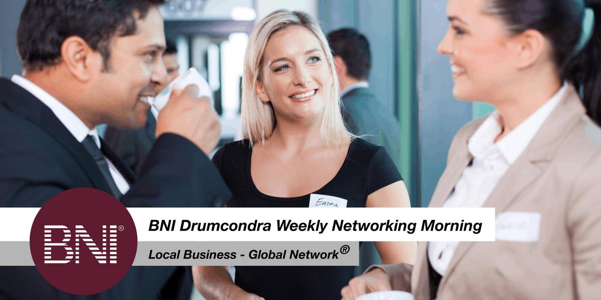 BNI Drumcondra Weekly Business Networking Meeting at Croke Park