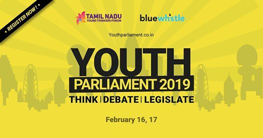Youth Parliament 2019