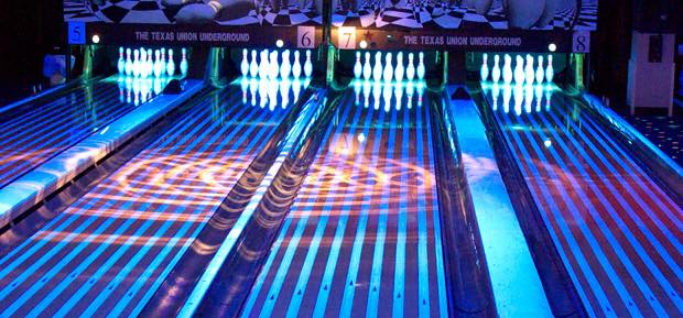 Glow bowling moncton
