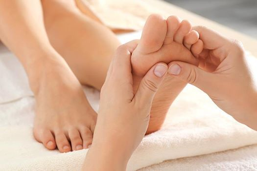 Saturday Reflexology Clinic with Nuala