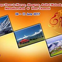 04 Days Tour to Naran Shogran Saiful Malook &amp Kashmir