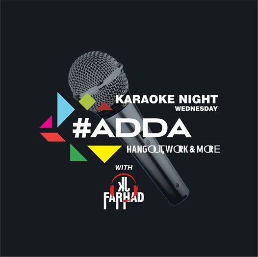 Adda - Kothrud Karaoke Nite