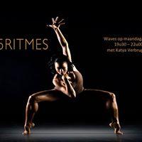 5 Rhythms  Existence in Dance  2 - 9 - 16 - 23 - 30 november