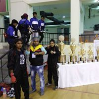 1st Ranchi District Inter Club Kickboxing Girls Open Championship 2017