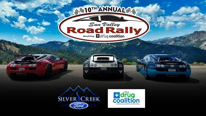 10th Annual Sun Valley Road Rally