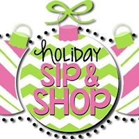 Sip Shop &amp Be Merry Open House