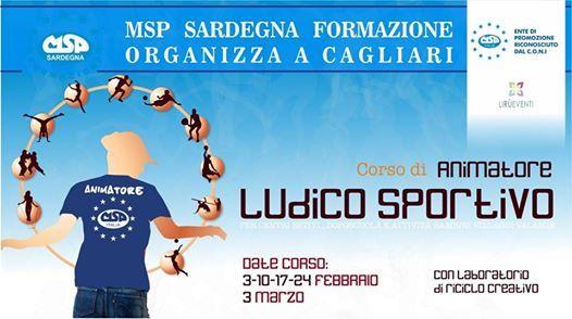 Corso MSP Italia di Animatore Ludico-Sportivo