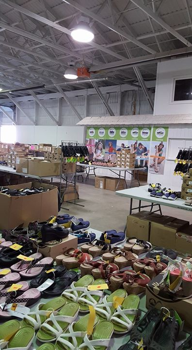 fc5622f4e Crocs   Camping Warehouse Sale at Markham Fairgrounds