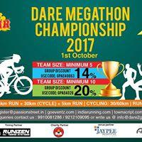 Dare Megathon Championship 2017