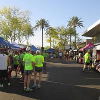 October Adventure Run Sponsored by Saucony Running