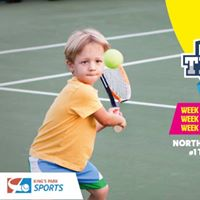 Summer Holiday Mini Tennis Camp for 4-12 Year Olds - Week 1