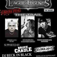 Freddy Scherer and Friends &amp Bruce Cradle &amp Beck in Black