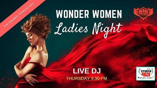 Wonder Women Ladies Night - 17th May