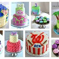 Basic Cake Decorating Oct 3