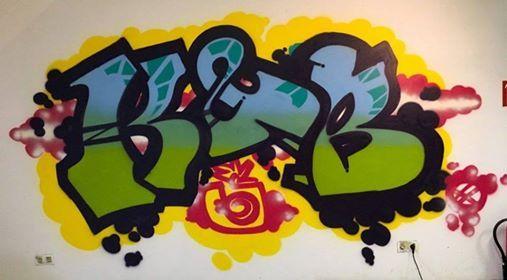 Christian Moses Holtz  Graffiti Sprhen