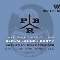 NLRs - PBR Streetgang Album Launch