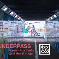 Egg Box launches Underpass