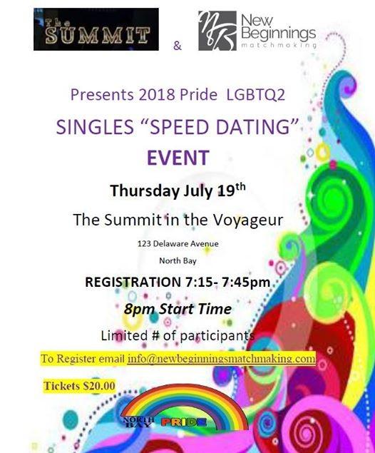 Speed Dating Belleville Ontario żarty o randkach z młodszym facetem