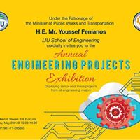 Annual Engineering Projects Exhibition