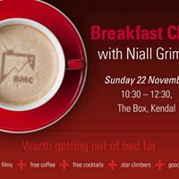 Breakfast Club with Niall Grimes
