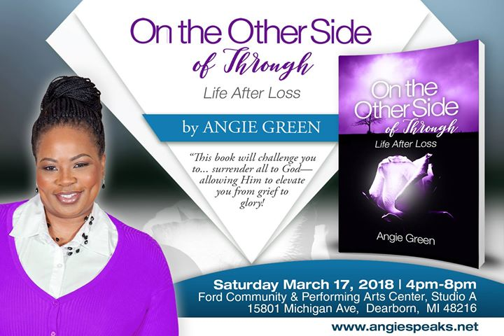 On The Other Side Of Through Life After Loss Book Celebration At