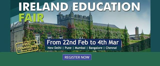 Ireland Education Fair in Chennai