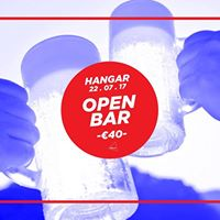 40 Open Bar - Hangar Saturdays  House &amp Disco