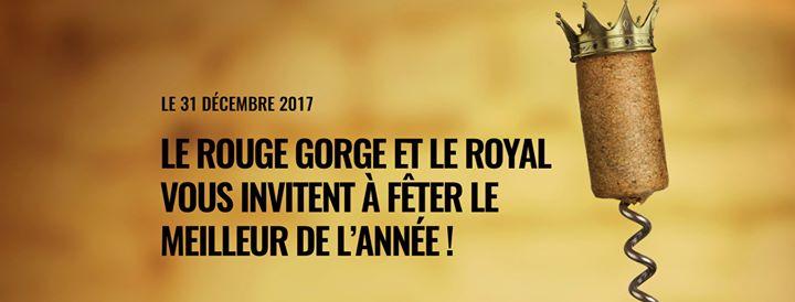 Un rveillon Royal au Rouge Gorge