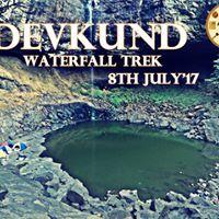 One day trek to devkund waterfall on 8th July17
